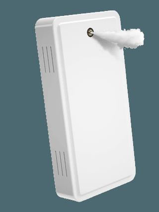 sistema nebbiogeno personalizzato bianco